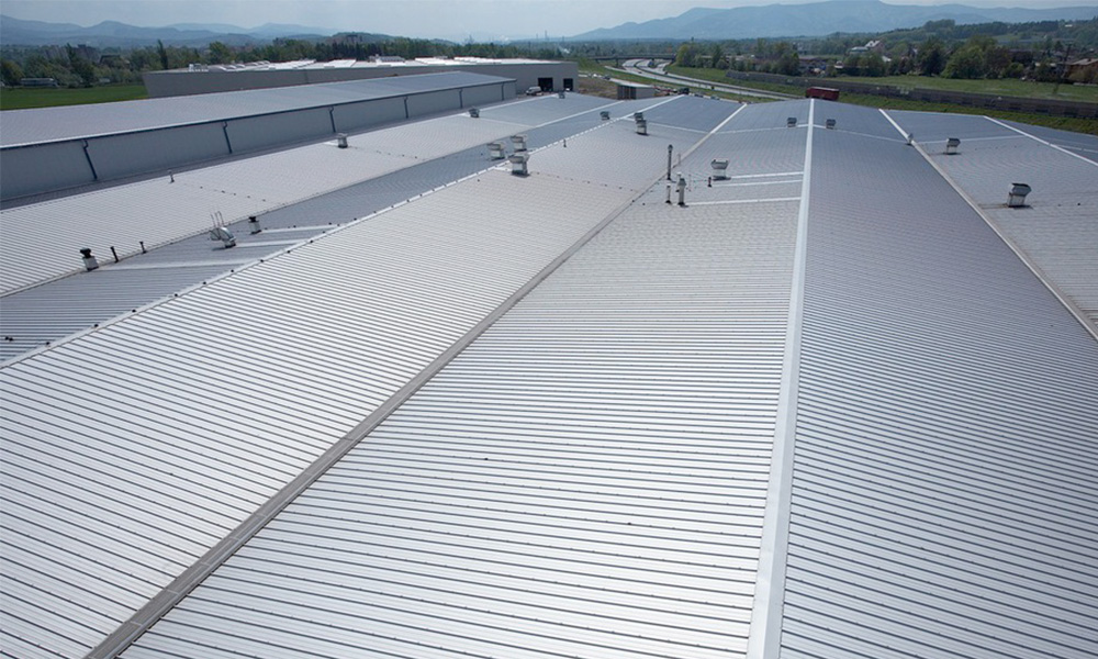 3 ribs concealed PU roof panels price