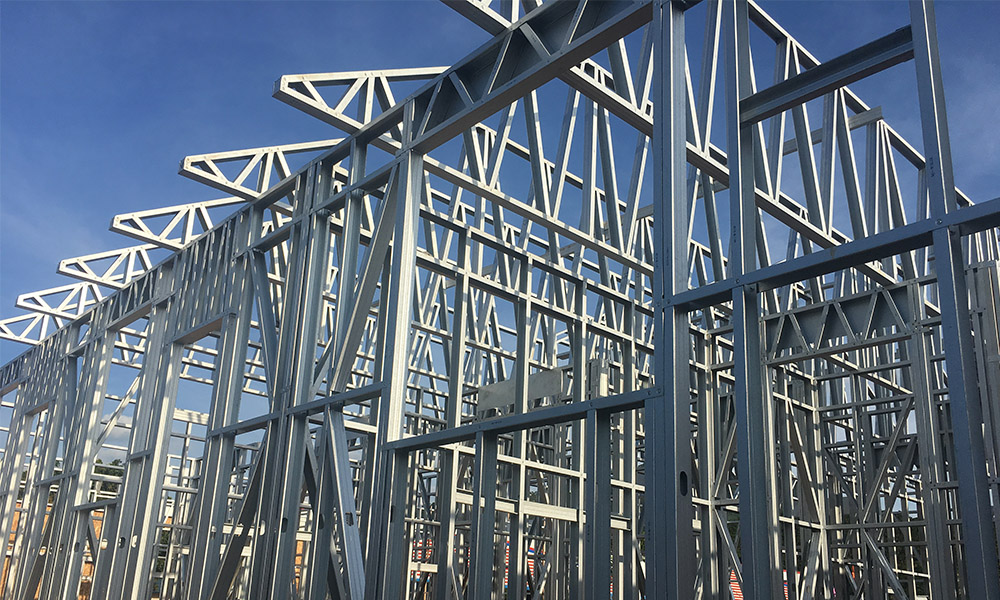 steel frame suppliers