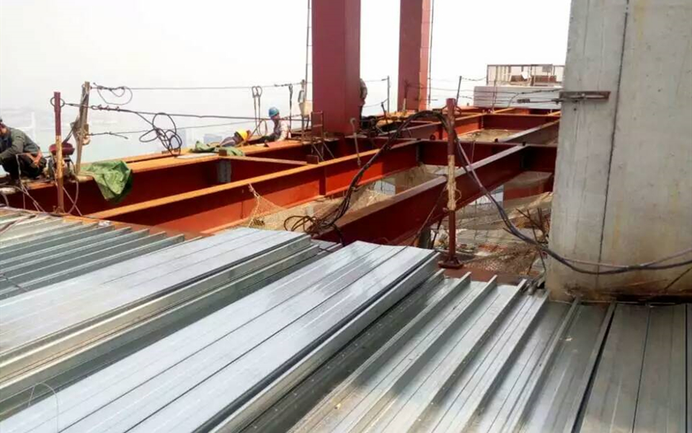 close type floor decking sheet