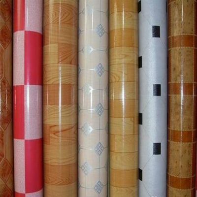 Colorful PVC floor for container house