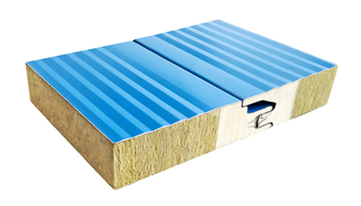concealed joint rockwool panel