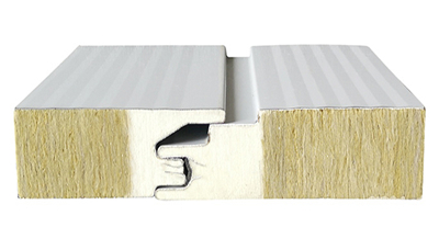 rockwool panel decorative seam