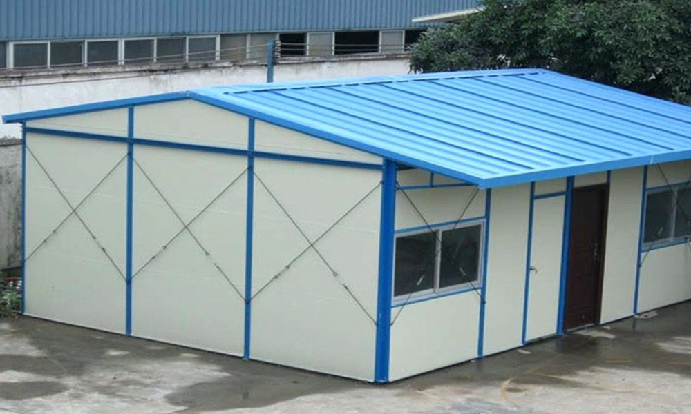 eps sandwich panel for prefabricaed house