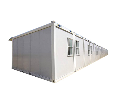 Container temporary housing supplier