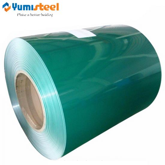 Quality color coated steel coils