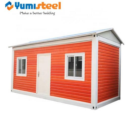 Customized prefab container house